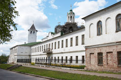 Holy Transfiguration monastery Royalty Free Stock Photo