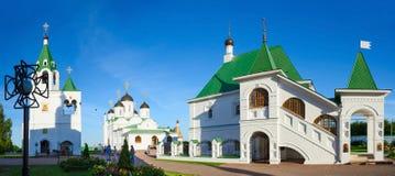 Holy Transfiguration Monastery, Murom, Russia Stock Photos