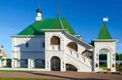 Holy Transfiguration Monastery, Murom, Russia Royalty Free Stock Photo