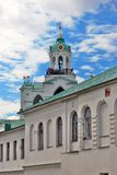 Holy Transfiguration Monastery in Yaroslavl, Russia. Royalty Free Stock Image