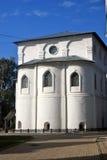 Holy Transfiguration monastery in Yaroslavl, Russia. Royalty Free Stock Image