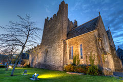 Holy Trinity Abbey church Royalty Free Stock Photography