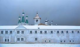 The Holy Trinity Alexander Svirsky Monastery Royalty Free Stock Photography