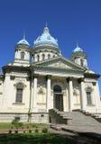 Holy trinity cathedral Stock Photos