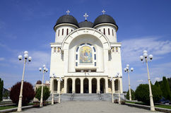 The Holy Trinity cathedral Stock Image