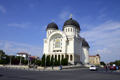The Holy Trinity cathedral Stock Images