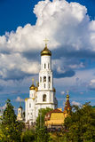 Holy Trinity cathedral of Bryansk Royalty Free Stock Photography