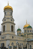 Holy Trinity Cathedral in Dnipropetrovsk Royalty Free Stock Images
