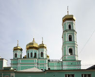 Holy Trinity Cathedral in Perm. Russia Royalty Free Stock Images