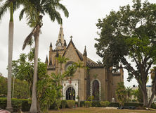 Holy Trinity Cathedral, Port of Spain, Trinidad Stock Image