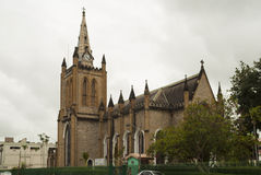 Holy Trinity Cathedral, Port of Spain, Trinidad Royalty Free Stock Photo