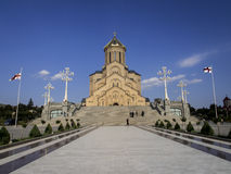 The Holy Trinity Cathedral Royalty Free Stock Photography
