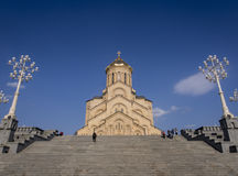 The Holy Trinity Cathedral Royalty Free Stock Images