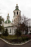 Holy Trinity Cathedral of Tyumen Royalty Free Stock Image