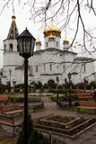 Holy Trinity Cathedral of Tyumen Stock Image