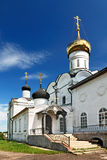 Holy Trinity cathedral in Vyazma (Russia) Stock Photography