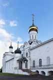 Holy Trinity Cathedral, Vyazma, Russia Stock Image