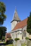 Holy Trinity Church. Bosham. Sussex. England Stock Photos