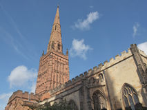 Holy Trinity Church, Coventry Royalty Free Stock Images