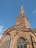 Holy Trinity Church, Coventry Royalty Free Stock Image