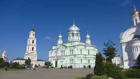Holy Trinity Church in Diveyevo Royalty Free Stock Images