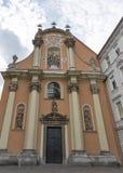 Holy Trinity church in Graz, Austria royalty free stock images