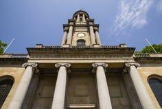 Holy Trinity Church in Marylebone Royalty Free Stock Photos