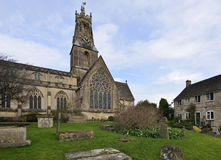 Holy Trinity Church, Minchinhampton Royalty Free Stock Photo