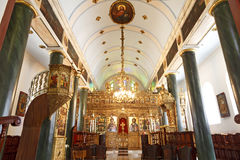 Holy Trinity Church, Princes' Islands Royalty Free Stock Images