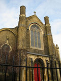 Holy Trinity Church, Tower Hamlets, London, England Stock Photo