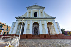 Holy Trinity Church - Trinidad, Cuba Stock Images