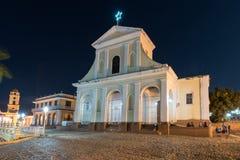 Holy Trinity Church - Trinidad, Cuba Royalty Free Stock Photography