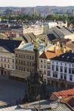 Holy Trinity Column in Olomouc Royalty Free Stock Photography