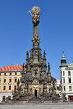 Holy Trinity Column,Olomouc Royalty Free Stock Photo