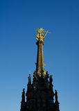 Holy Trinity Column in Olomouc Royalty Free Stock Images