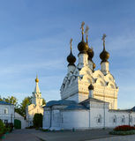 Holy Trinity convent, Murom, Russia Royalty Free Stock Photography