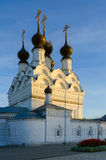 Holy Trinity convent in Murom, Russia Stock Photo