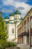 Holy Trinity Ipatiev Monastery Royalty Free Stock Images