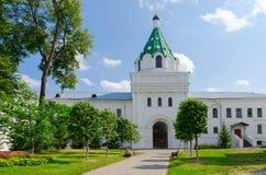 Holy Trinity Ipatievsky male monastery, Kostroma, Russia Royalty Free Stock Photos