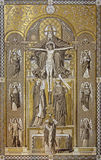 Holy Trinity - Missale romanum 1927 Stock Photos