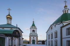 Holy Trinity Monastery Stock Photography
