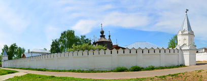 Holy Trinity Monastery in Murom Stock Photos