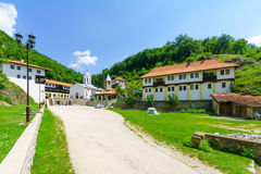 Holy Trinity Monastery, Pljevlja Stock Photos