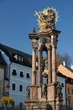 Holy Trinity Plague Column Royalty Free Stock Photography
