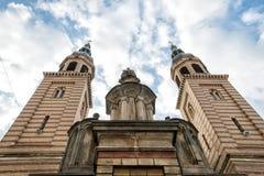Holy Trinity Romanian Orthodox Cathedral Sibiu, Romania Stock Photo