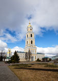 Holy Trinity Seraphim-Diveevo monastery, Diveevo, Russia Stock Images