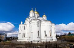 Holy Trinity Seraphim-Diveevo monastery, Diveevo, Russia Royalty Free Stock Photo
