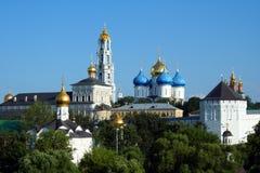 Holy Trinity-Sergius Lavra Royalty Free Stock Image