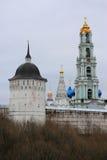 Holy Trinity Sergius Lavra. Sergiev Posad. Moscow Royalty Free Stock Photography