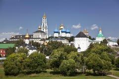 Holy Trinity Sergius Lavra. Sergiev Posad. Russia Royalty Free Stock Photos